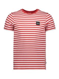 Ballin T-shirt BALLIN 20019107 28 RED