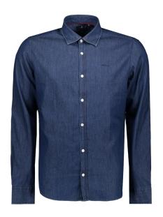 NZA Overhemd RANGITAHI 19AN571 396 Indigo