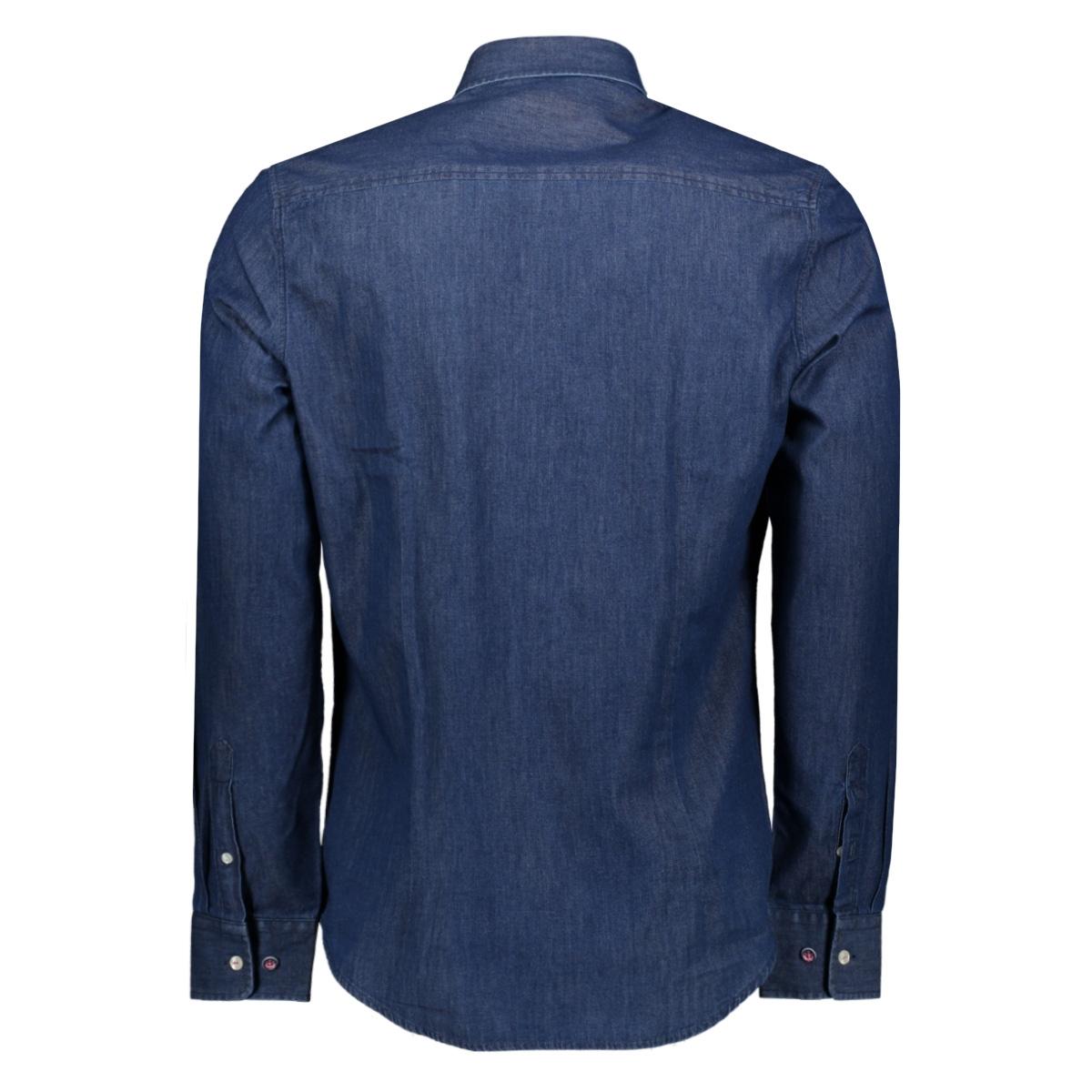 rangitahi 19an571 nza overhemd 396 indigo