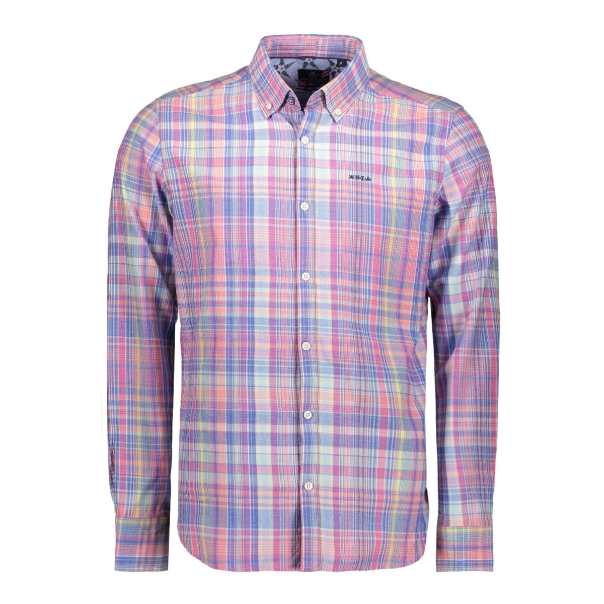 wapiti 19bn542 nza overhemd 800 multicolor