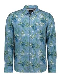NZA Overhemd TAHAROA 19CN554 292 Spring Sky