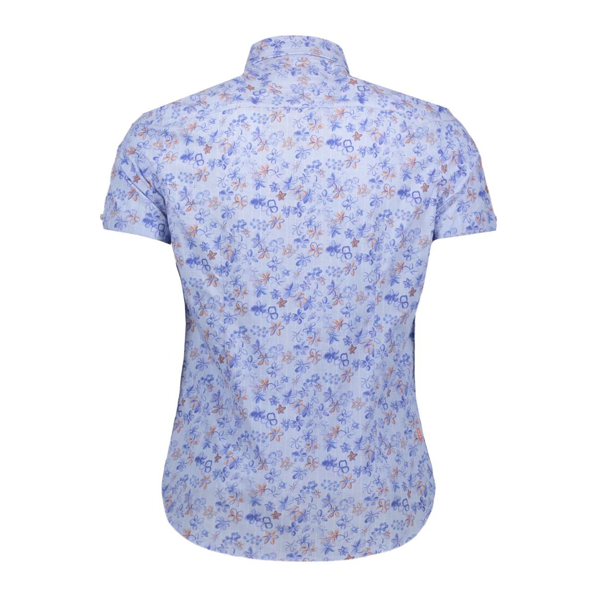 waimeha 19dn503d nza overhemd 258 maori blue