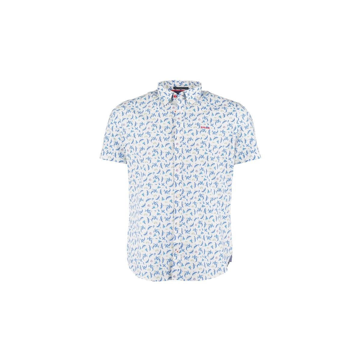 castle 20bn570s nza overhemd 10 white