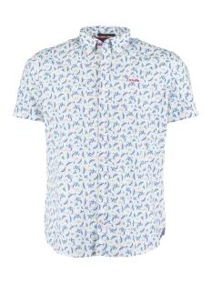 NZA Overhemd CASTLE 20BN570S 10 WHITE