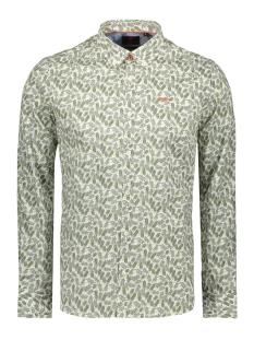 NZA Overhemd LAMBIES 20GN560 457 Field Green