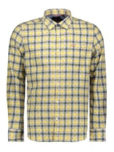 NZA Overhemd WAIWERA 20GN521 666 Corn Yellow
