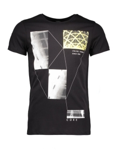 jcoguru tee 12105953 jack & jones t-shirt black