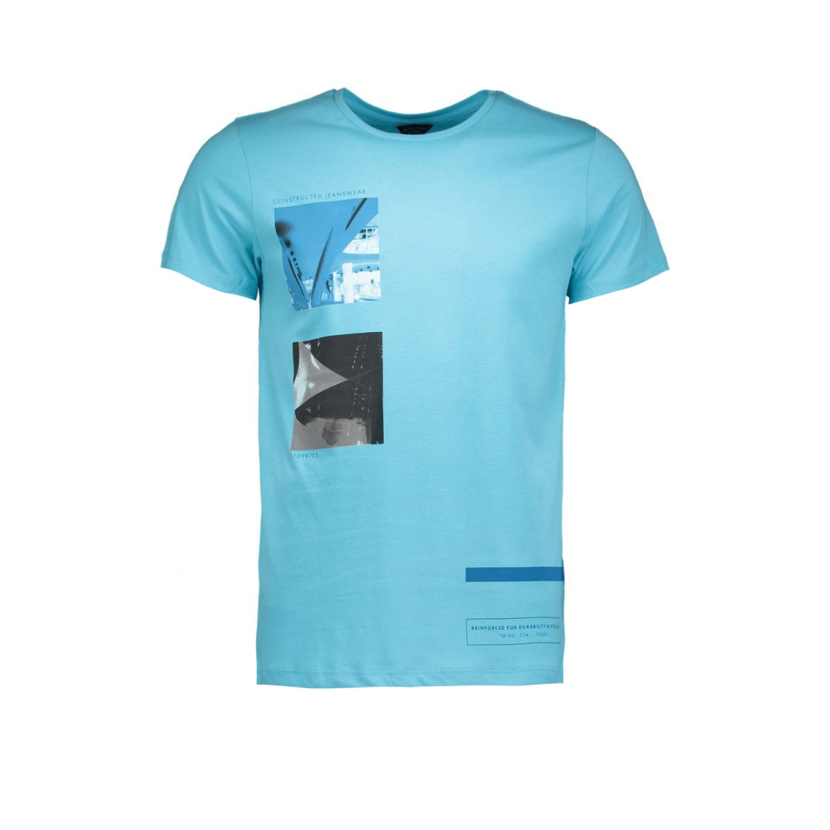 jcoguru tee 12105953 jack & jones t-shirt capri