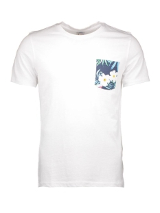 jorbobby tee 12106465 jack & jones t-shirt white