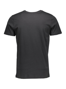 jorcream tee crew neck 12115908 jack & jones t-shirt pirate black