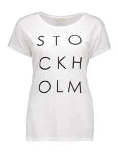pcado t-shirt 17079029 pieces t-shirt bright white