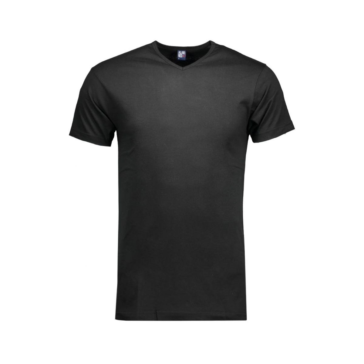 6671sp vermont alan red t-shirt black