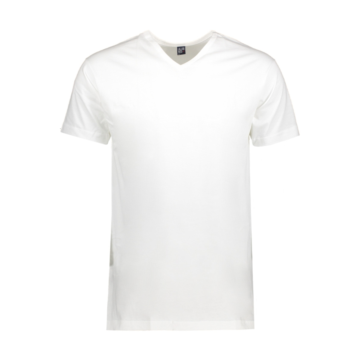 6671 vermont 2-pack alan red t-shirt white
