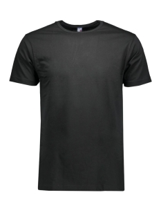 Alan Red T-shirt 6672 SP Derby black