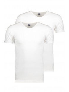 6681 oklahoma 2-pack alan red t-shirt white