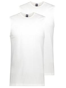 Alan Red T-shirt 6684 MONTANA 2 PACK 01 WHITE