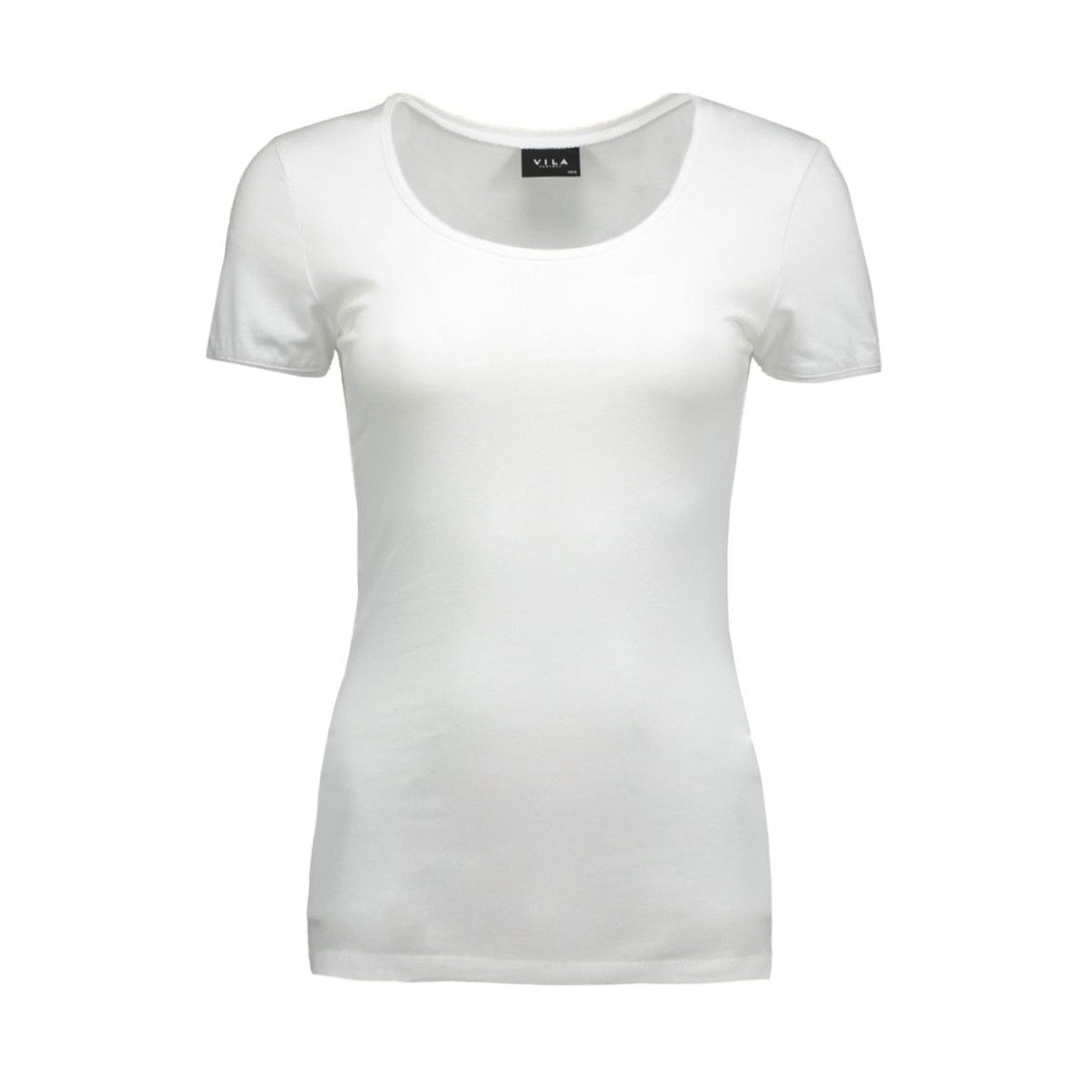 viofficiel new ss top 14032644 vila t-shirt optical snow