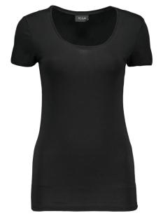 viofficiel new ss top 14032644 vila t-shirt black