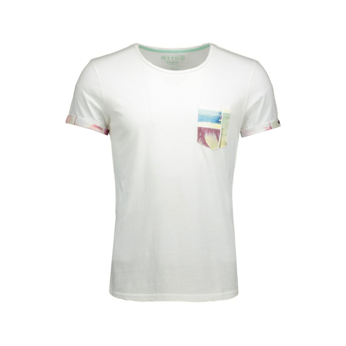 1035012.00.12 tom tailor t-shirt 2000