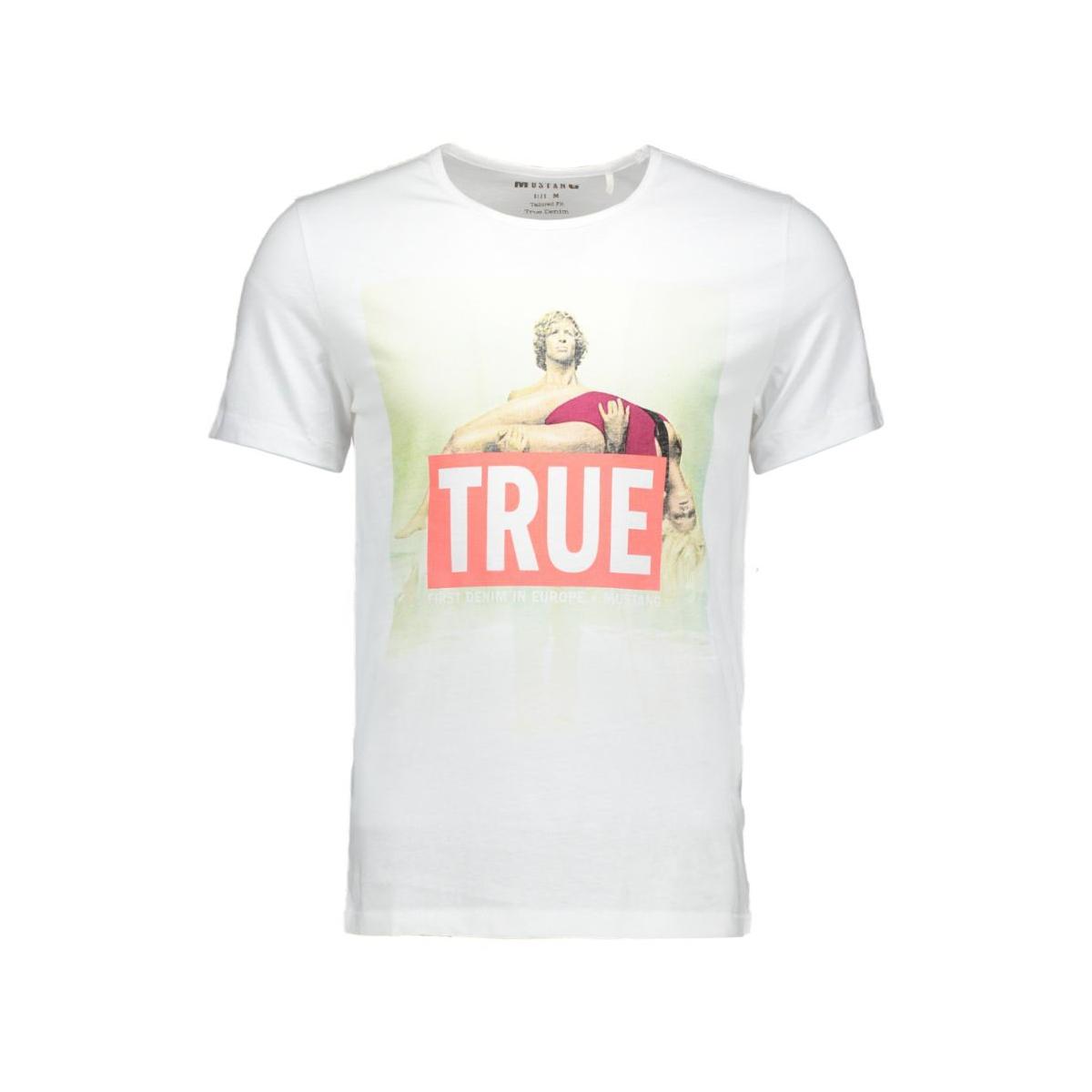 6326 1351 200 mustang t-shirt 200