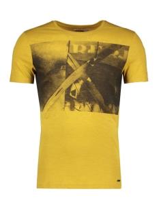 Garcia T-shirt X61002 241 Mustard