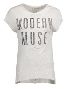 Garcia T-shirt X60002 342 Lgt Grey