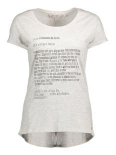 Garcia T-shirt X60008 342 Lgt Grey