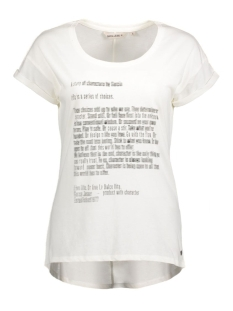 Garcia T-shirt X60008 86 Spring White