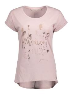 Garcia T-shirt X60008 1860 Violet Blush