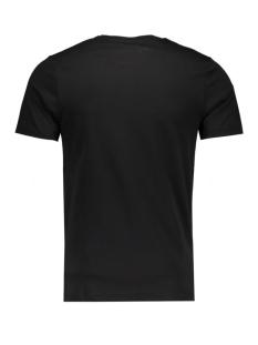 jcovoid tee ss crew neck 12117319 jack & jones t-shirt black/v-neck