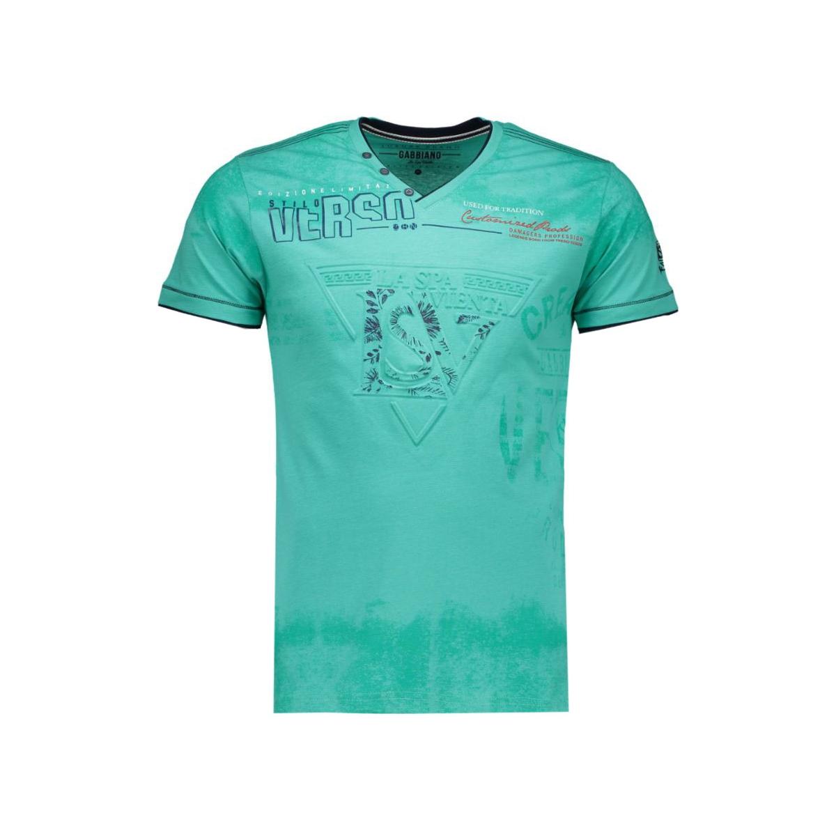 5247 gabbiano t-shirt mint