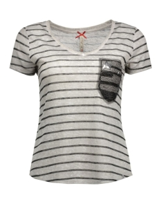 Key Largo T-shirt DT00738 GREY