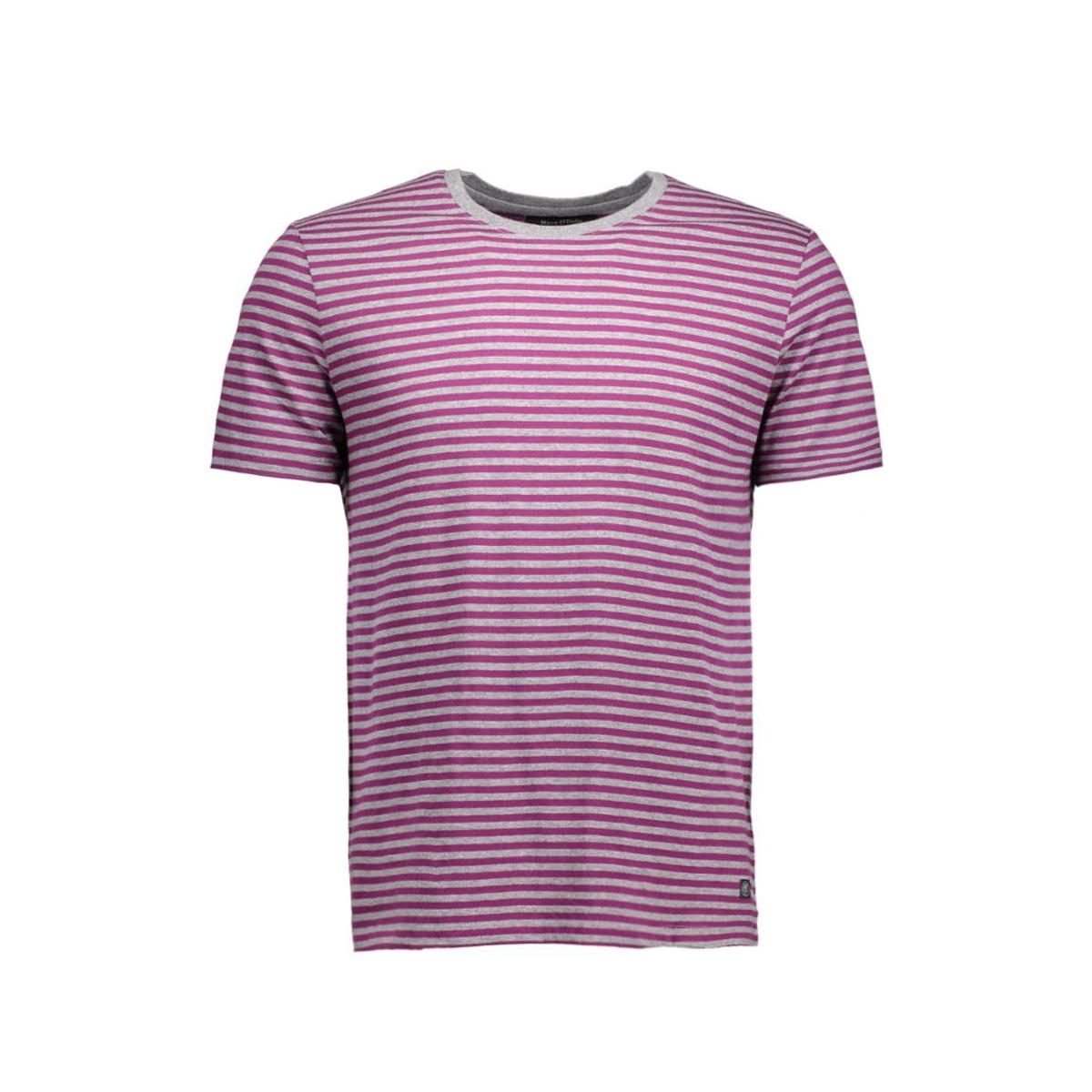 626 2156 51110 marc o`polo t-shirt 386 magenta purple