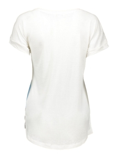 21101034 sandwich t-shirt 10055 spring white