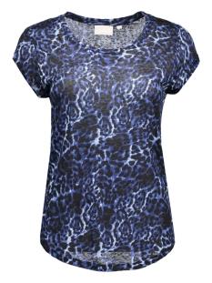 vuzima ma16 print 30101093 inwear t-shirt 11004 leopard ink