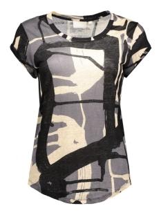 vuzima ma16 print 30101093 inwear t-shirt 11009 artistic brush non color