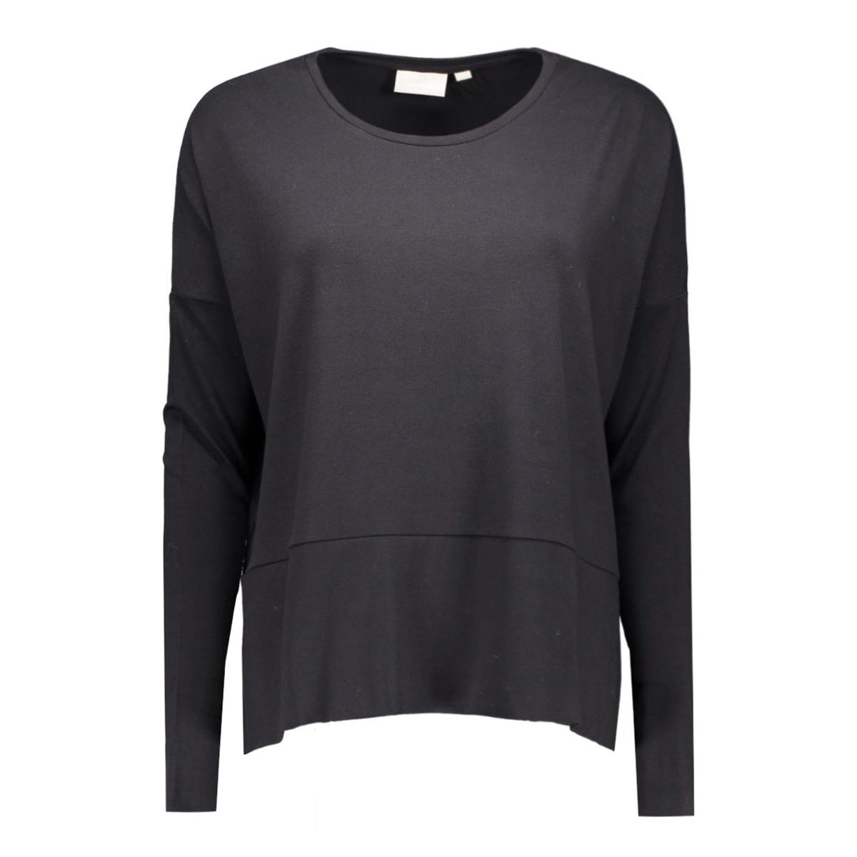 tika tshirt kntg 30101101 inwear t-shirt 10050 black