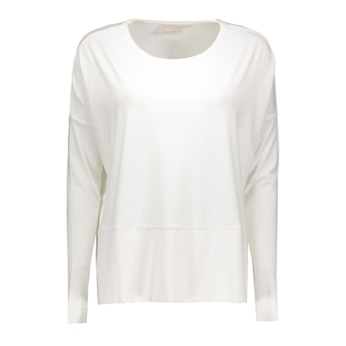 tika tshirt kntg 30101101 inwear t-shirt 10051 white smoke