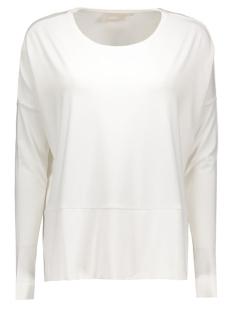 Tika Tshirt KNTG 30101101 10051 White Smoke