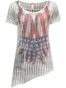 Key Largo T-shirt DT00752 ANTHRA