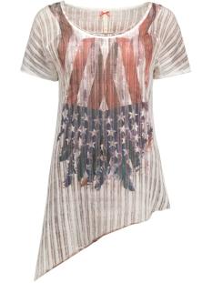 Key Largo T-shirt DT00752 ROSEWOOD
