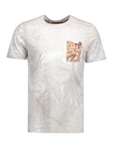 jorbag tee ss crew neck 12118443 jack & jones t-shirt deauvile mauve/t&s