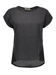 Pieces T-shirts PCPRESLEY TOP 17076174 Black
