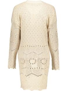 vikalias l/s knit cardigan 14036995 vila vest sandshell