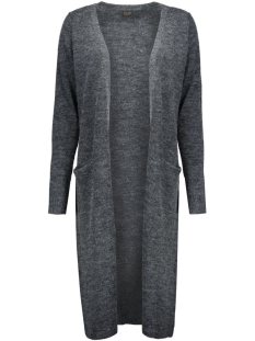 Vila Vest RIVA LONG KNIT CARDIGAN-NOOS 14015571 Total Eclipse