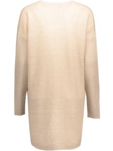onlviola l/s long open cardigan knt 15114461 only vest pumice stone