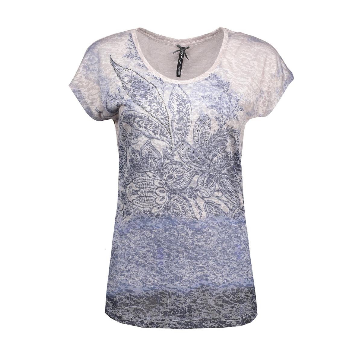 dt00753 key largo t-shirt dark blue