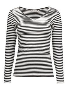 Garcia T-shirt Z00039 2055 Stripe White