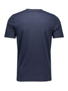 jordiego tee ss crew neck 12117350 jack & jones t-shirt navy blazer