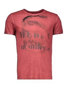 Garcia T-shirt S61002 1699 Kings Red